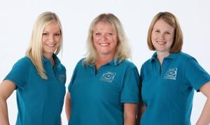 Unser Team der Fluoreszenzangiographie